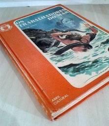 5 Livros Da Coleção Clássicos Da Literatura Juvenil - Veja Anúncio