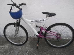 Bike semi nova de barbada