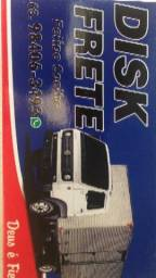 Frete caminhão baú tel 984063493