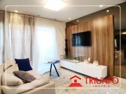 (JG) Apartamento Guararapes, 74m²3 Q, 2Suites, V.Gourmet, Piscinas, Agende a Sua Visita