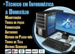 Técnico de informática geral