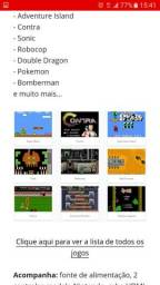 Video game mini nintendo