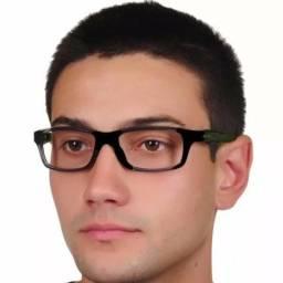 Oculos de descanso ou armaçâo para grau 1 linha cross link 8900f806b2