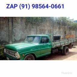 Caminhão f4000 - 1985