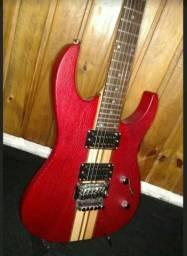 Guitarra Eagle Egt61stbl Floyd
