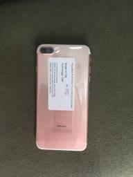 VENDO/TROCO: iPhone 7 Plus 32GB rose!