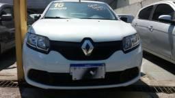 Renault Sandero completo em promoção - 2016