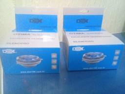 Cooler para processador intel e amd universal 2 unidades novo na caixa