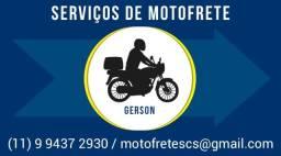 Sou Motoboy em São Caetano do Sul - Entregas e Coletas todas as regiões