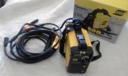 Inversora de soldar ,nova \110 volts,maquina nova,modelo 130 i