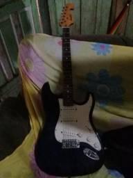 Guitarra Memphis MG32 Preto