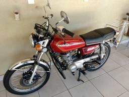 Honda cg ml 125 - 1982