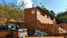 Casa colonial em construção em Pinheiral 130.000,00