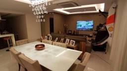 Apartamento lindo com 121 m² todo projetado co finíssimo acabamento