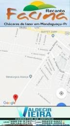 Chácara em Mandaguaçú, 1.000,00 de entrada, ligue: (44) 9.9819-5167 WhatsApp