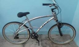 Bicicleta caloi 100 alumínio pessas shimano