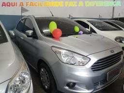 Ford/KA+ SEDAN 2017 SÓ NA SHOWROOM AUTOMÓVEIS - 2017