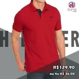 Camisas Polo Hollister Originais