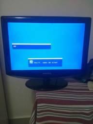 Tv 18 polegadas Samsung nova