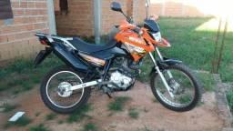 Moto crosser 150 yamaha conservada - 2015