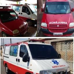 Ambulâncias Fiat - 2008