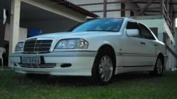 Mercedes Benz C240 Elegance Raridade - Carro de Colecionador! - 1999