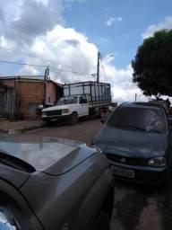 Gaiola boiadeiro caminhão