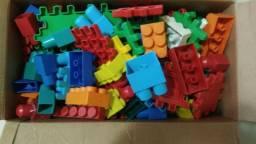 Peças Lego de montar