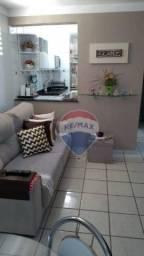 Apartamento com 2 dormitórios à venda, 55 m² por R$ 120.000,00 - Cidade da Esperança - Nat
