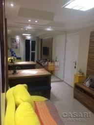 Apartamento com 2 dormitórios à venda, 46 m² - nova petrópolis - são bernardo do campo/sp
