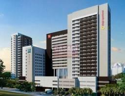 Sala para alugar, 33 m² por r$ 1.800/mês - centro - são bernardo do campo/sp