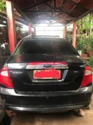 Vendo ou troco carro batido - 2010