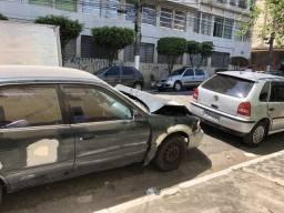 Carro batido - 2000