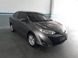 Toyota yaris 2019 1.5 16v flex sedan xl plus tech multidrive - 2019