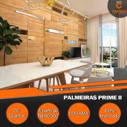 Apartamento na Cohama // Condomínio Completo // Village das Palmeiras II // 52m²