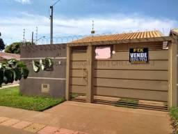Casa à venda, 1 quarto, 1 vaga, parque residencial rita vieira - campo grande/ms