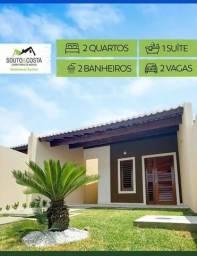 Sua casa nova ENTRADA R$ 5.999,00 e mais Documentação Grátis!! Tel : *