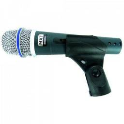 Kit 2 microfone profissional MXT