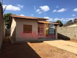 Vende-se Casa Recém Construída no Três Vinténs - KM IMÓVEIS