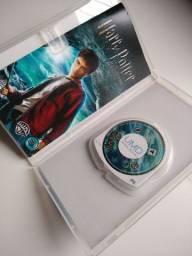 Jogo Harry Potter e o enigma do príncipe (PSP)