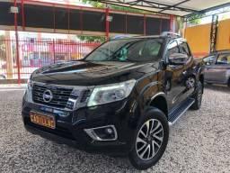 Nova Nissan Frontier LE 2019/2019 a mais top da categoria