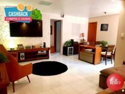 Apartamento à venda com 2 dormitórios em Vila prudente, São paulo cod:217817