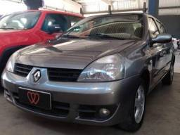 CLIO 2006/2007 1.6 PRIVILÉGE SEDAN 16V FLEX 4P MANUAL