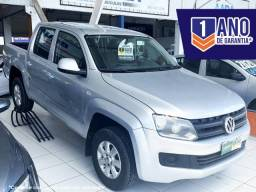 AMAROK 2014/2015 2.0 TRENDLINE 4X4 CD 16V TURBO INTERCOOLER DIESEL 4P MANUAL