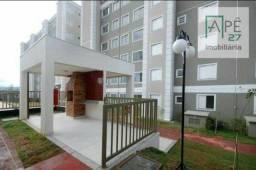 Apartamento com 2 dormitórios para alugar, 47 m² - Vila Bremen - Guarulhos/SP