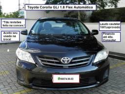 Corolla Gli 1.8 Flex Automático