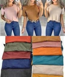 Camisa suede