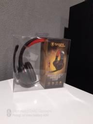 Headset e mouse gamer