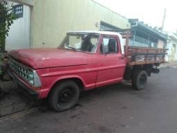 Caminhonete ford f100 - ano 72 - diesel