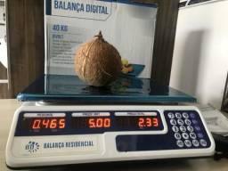 Balança Digital Comercial 40kg bivolt Nova na caixa- 199$ LIQUIDANDO